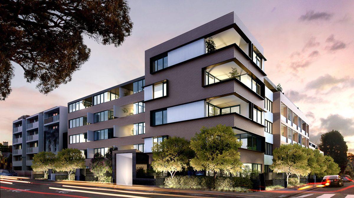 Aluma Apartments Burwood